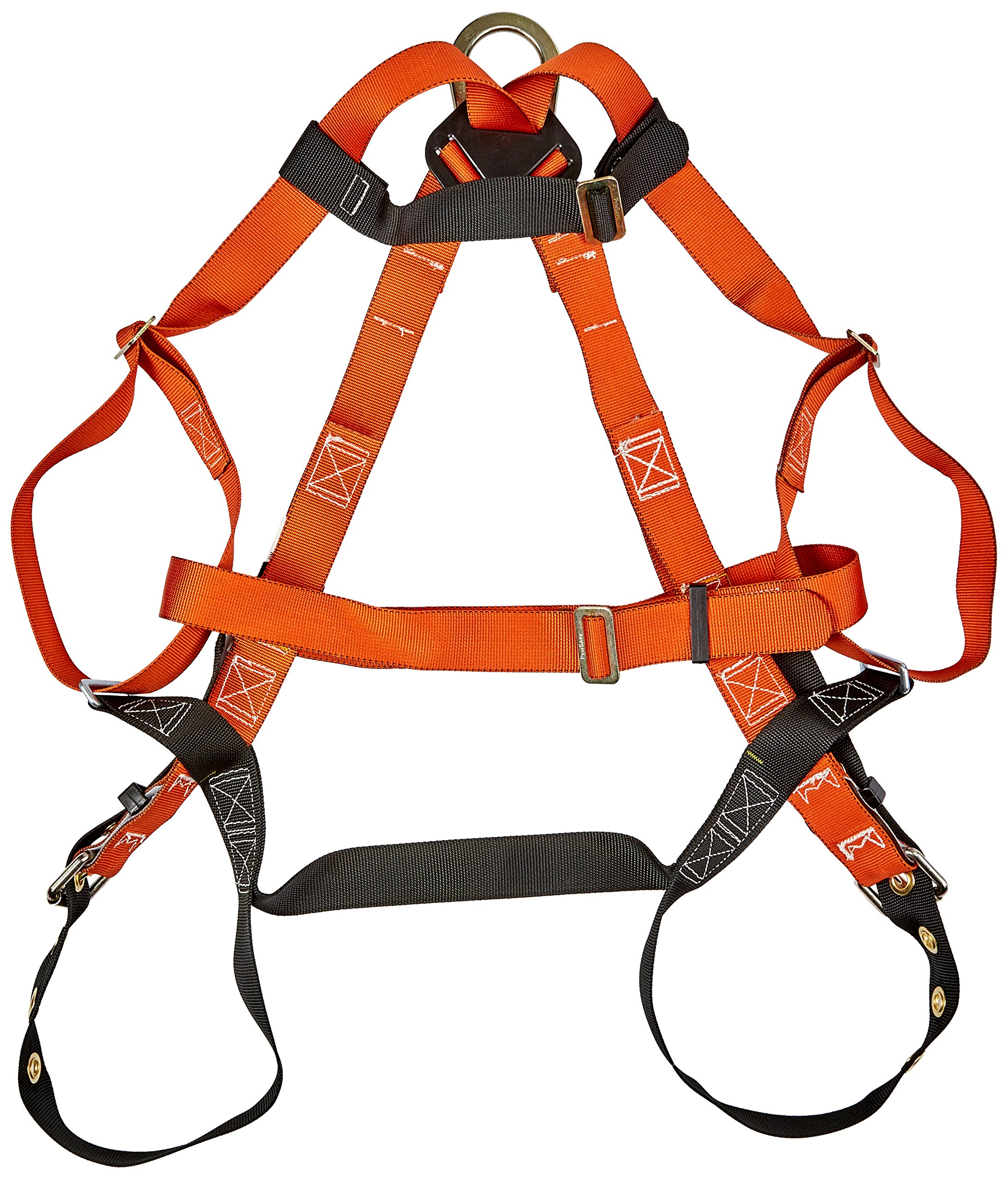 Klein Tools 87023 Lightweight Fall-Arrest Harness, 2X-Large by Klein Tools
