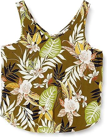 Only Onllizbeth Singlet Wvn Camisa Cami para Mujer: Amazon.es: Ropa y accesorios