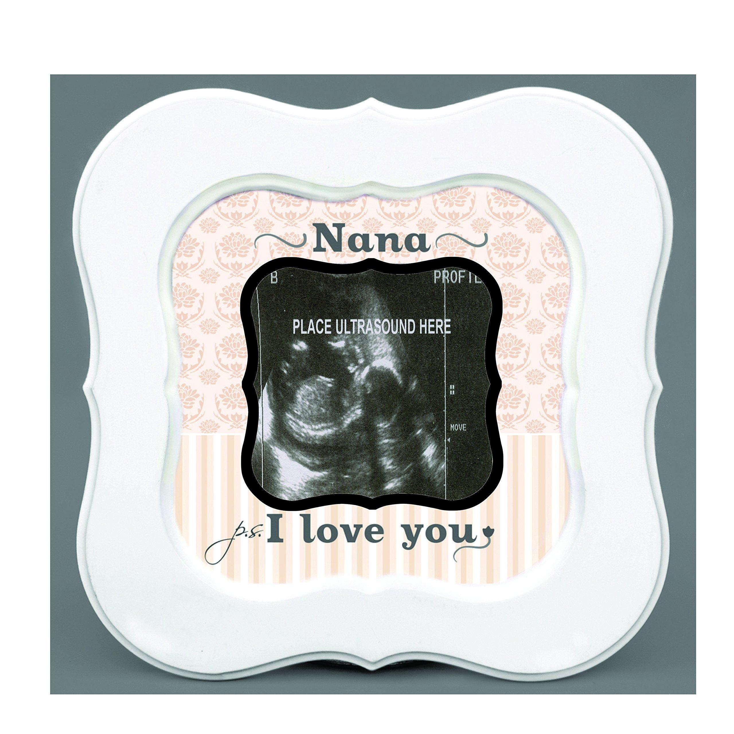 Amazon.com : Mimi Ultrasound Sonogram Frame P.S. I Love You : Baby