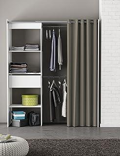 Raumteiler Ordnungssystem Begehbarer Kleiderschrank PIXIE ...
