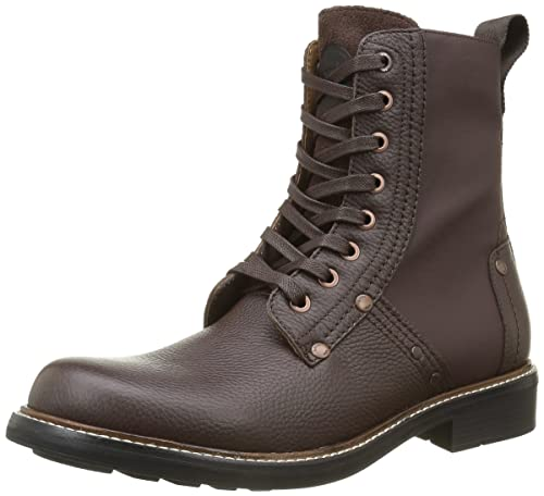 G-Star Raw Labour Boot, Botas Militar para Mujer, Marrón (Dk Brown), 41 EU G-Star