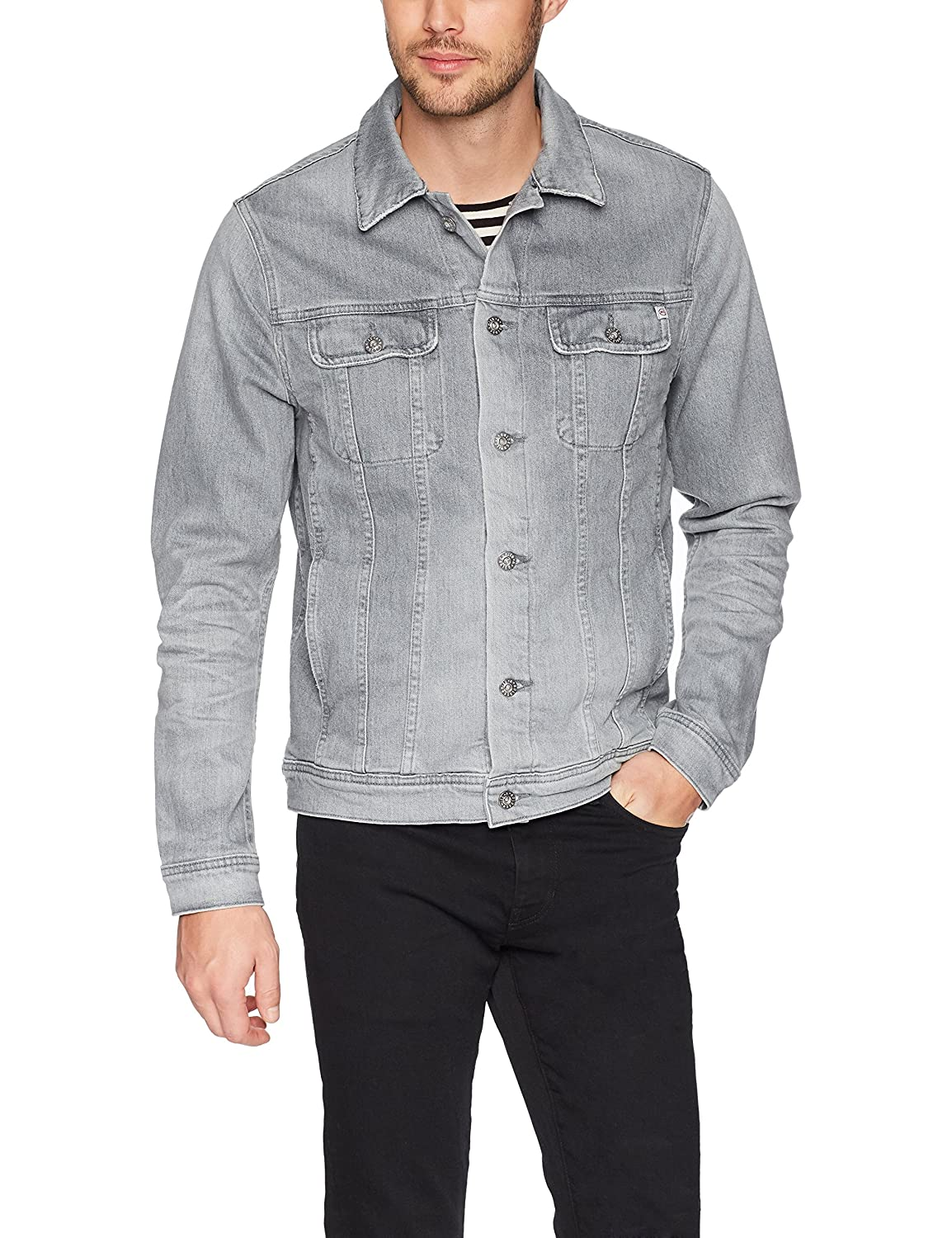 Ag Adriano Goldschmied Men's Dart Long Sleeve Mason Denim Jacket by Ag Adriano Goldschmied