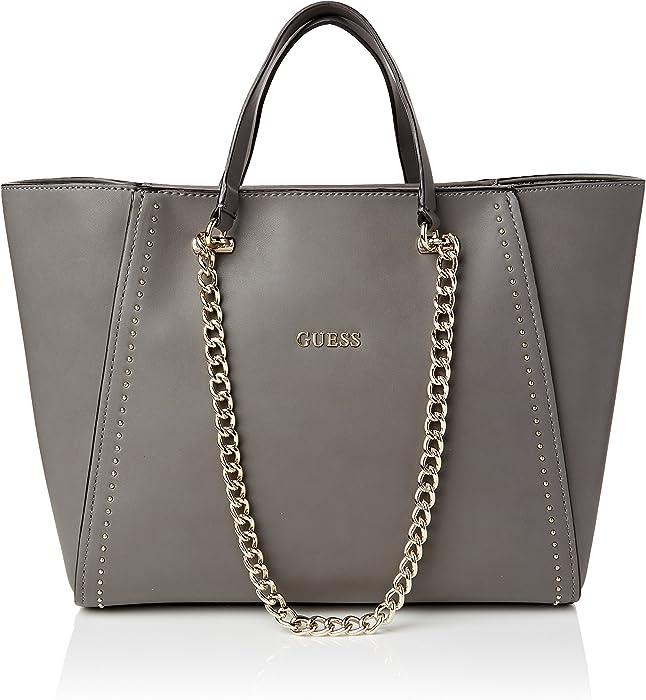 Guess Handtasche Nikki Grau :
