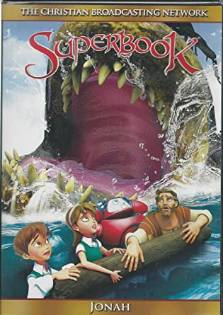 Superbook Jonah 2013