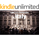 LOMO LC-A Photography in Italy (Japanese Edition)