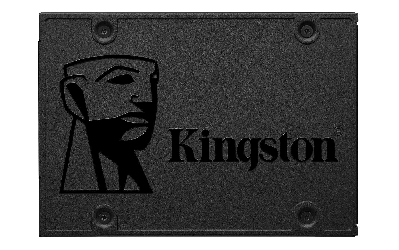 """Kingston SSD A400, 240 GB Drive a Stato Solido, 2.5"""", SATA 3"""