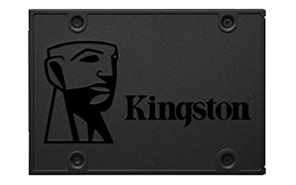 Kingston SSD A400 - Disco duro sólido de 480 GB (2.5