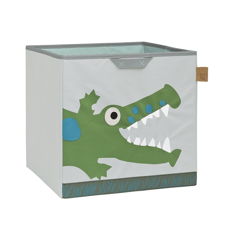 Lässig Storage Toy Cube Aufbewahrungsbox für Kinderzimmer Wildlife Birdie LTC191