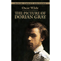 The Picture of Dorian Gray (Dover Thrift Editions) book cover