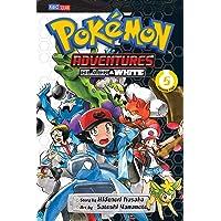 Pokemon Adventures: Black and White, Vol. 5