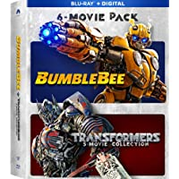 Deals on Bumblebee & Transformers Ultimate 6-Movie Collection Blu-ray