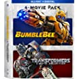 Bumblebee & Transformers Ultimate 6-Movie Collection [Blu-ray + Digital]