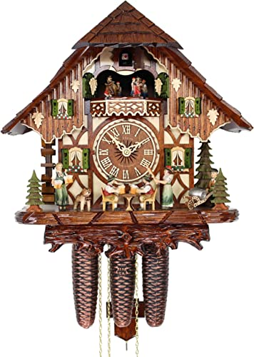 Adolf Herr Cuckoo Clock – The Tipsy Brothers