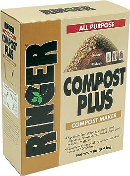 Safer Brand Ringer 3050 Compost Plus