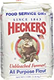 Heckers Unbleached All Purpose Flour 5 lbs