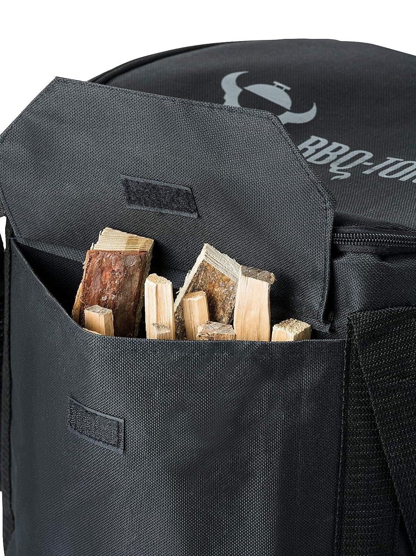 BBQ-Toro Carrying bag for rocket oven I /Ø 33 x H 32 cm I Bag for Rocket Stove I Transport Bag