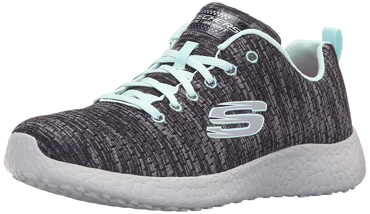 Skechers Burst New Influence - Botas Mujer 38 EU|Negro
