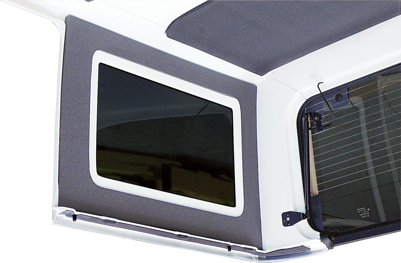 Design Engineering 050150 Boom Mat Sound Deadening Side Window Trim Kit for 4-Door Jeep Wrangler JK 2011-2018 Gray DEI BMa-:050150