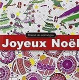 Carnet de coloriages Joyoeux Noël