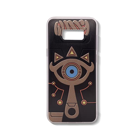 reputable site 2144f 76921 The Legend Of Zelda Breath Of The Wild Sheikah Slate Case Cover For Samsung  Galaxy S8 Case