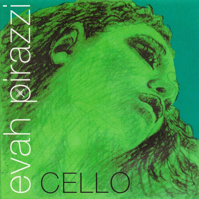 Pirastro Evah Pirazzi 1/2-3/4 Cello String Set - Medium Gauge BHBU0503A662