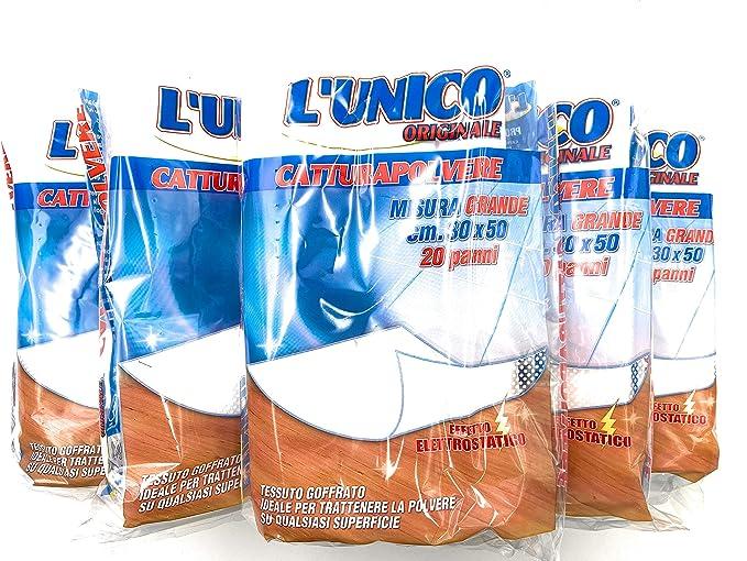 600 NUOVI Panni Cattura Polvere Antistatico allungabile adattabile Pavimenti