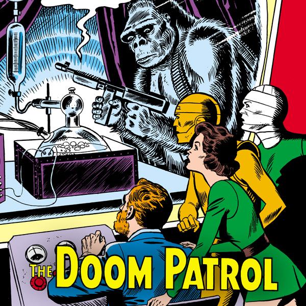 Doom Patrol (1964-1968) (Issues) (26 Book Series)