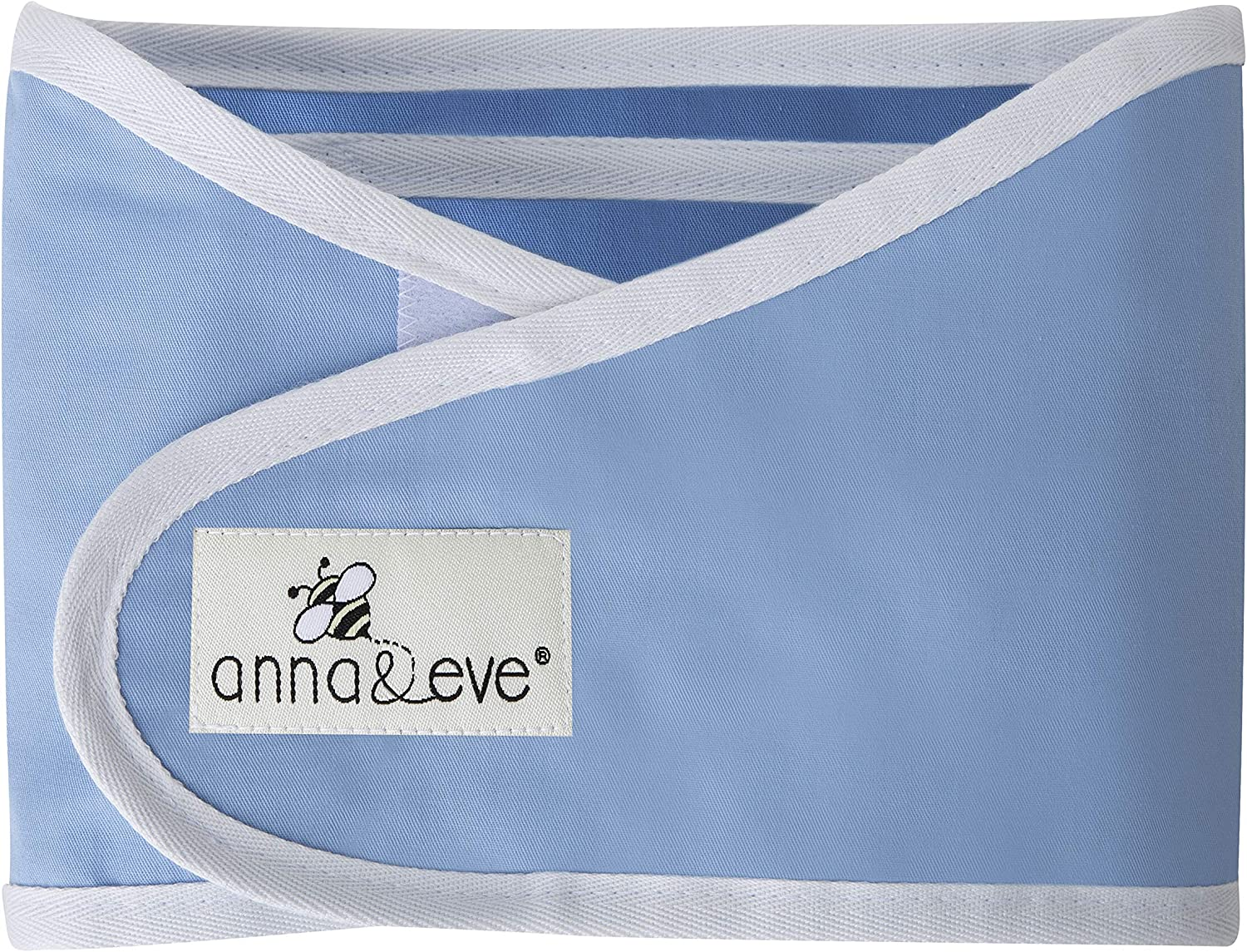 Grey Large Anna /& Eve Swaddle Strap Arms Only Baby Swaddle