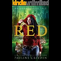 Red the Wolf Tracker: An Urban Fantasy Fairy Tale (Wonderland Guardian Academy Book 1)