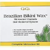 Gigi Brazillian Bikini Wax Microwave Kit