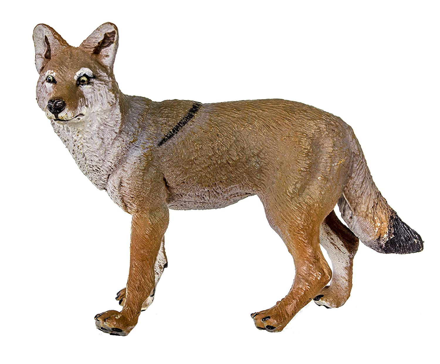 Safari Ltd Wild North American Wildlife Coyote 227229