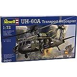 Revell - 04940 - Maquette D'aviation - Uh-60a Hélicoptère De Transport - 128 Pièces - Echelle 1/72