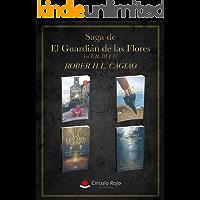 Pack 4 libros de la Saga de El Guardián de las Flores: El Guardián, La Piedra del Destino, El asesino del Camino Norte…