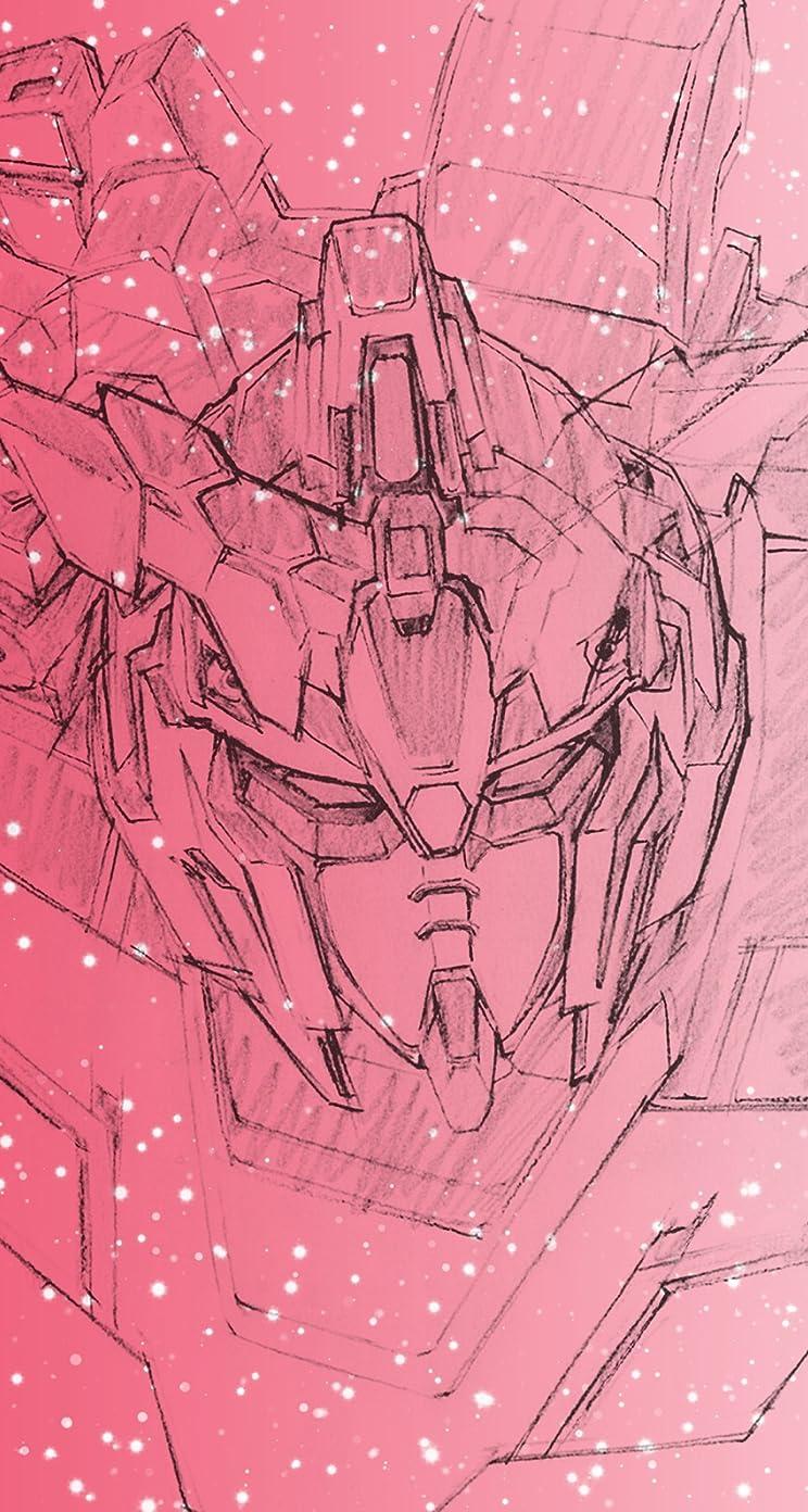 機動戦士ガンダム Rx 0 ユニコーンガンダム Iphonese 5s 5c 5 壁紙 視差効果 画像