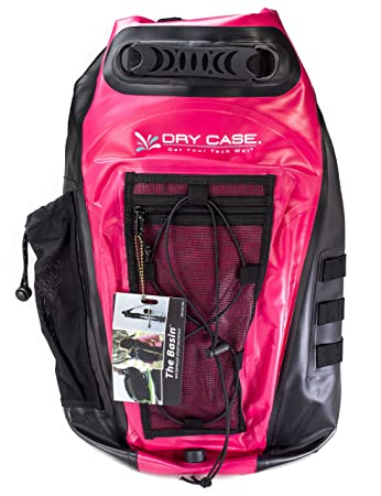 Amazon.com : DryCase Waterproof Sport Backpack, 20 L, Pink ...