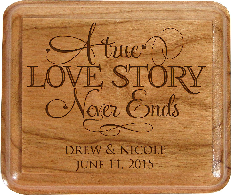 Anniversary Gift Initial Ring Box Engagement Ring Box 5th Anniversary Gift Wooden Ring Box Personalised Ring Box Proposal Ring Box