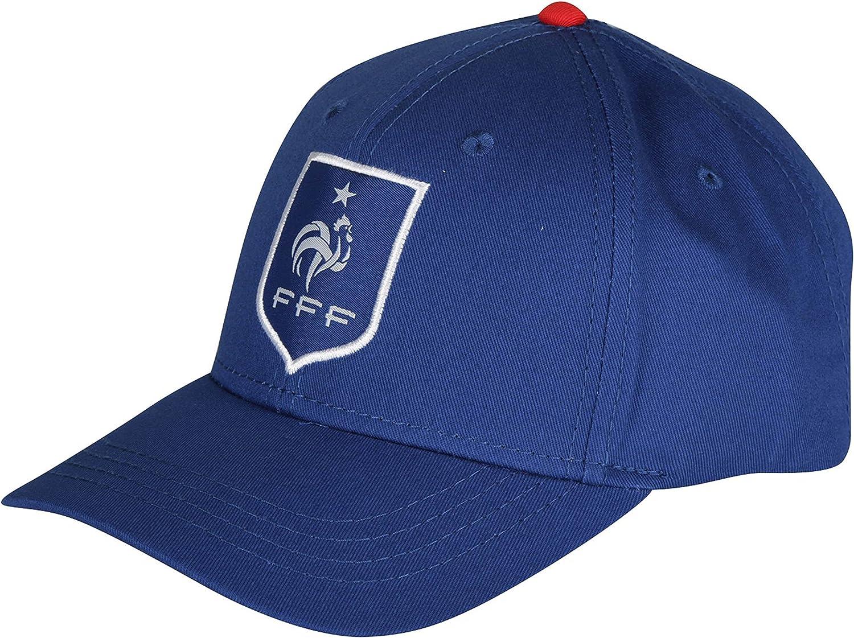 FRANCE - Gorra de fútbol (colección oficial, talla de adulto, ajustable): Amazon.es: Deportes y aire libre