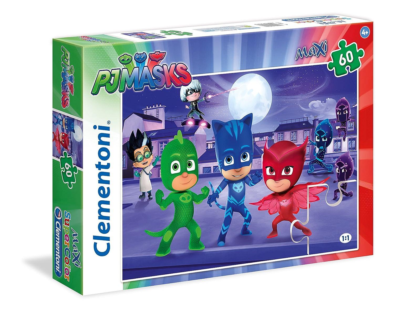 Clementoni Puzzle 60PJ MASKS 26423.