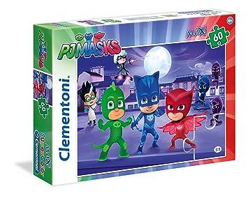 Clementoni Puzzle 60 PJ MASKS 26423.
