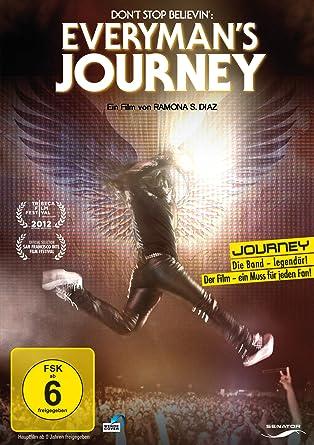dadd869fd722c Don't Stop Believin': Everyman's Journey (DVD): Amazon.co.uk: DVD ...