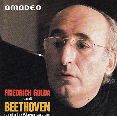 Friedrich Gulda spielt Beethoven sämtliche Klaviersonaten - Disc 5 - Sonate 15-17