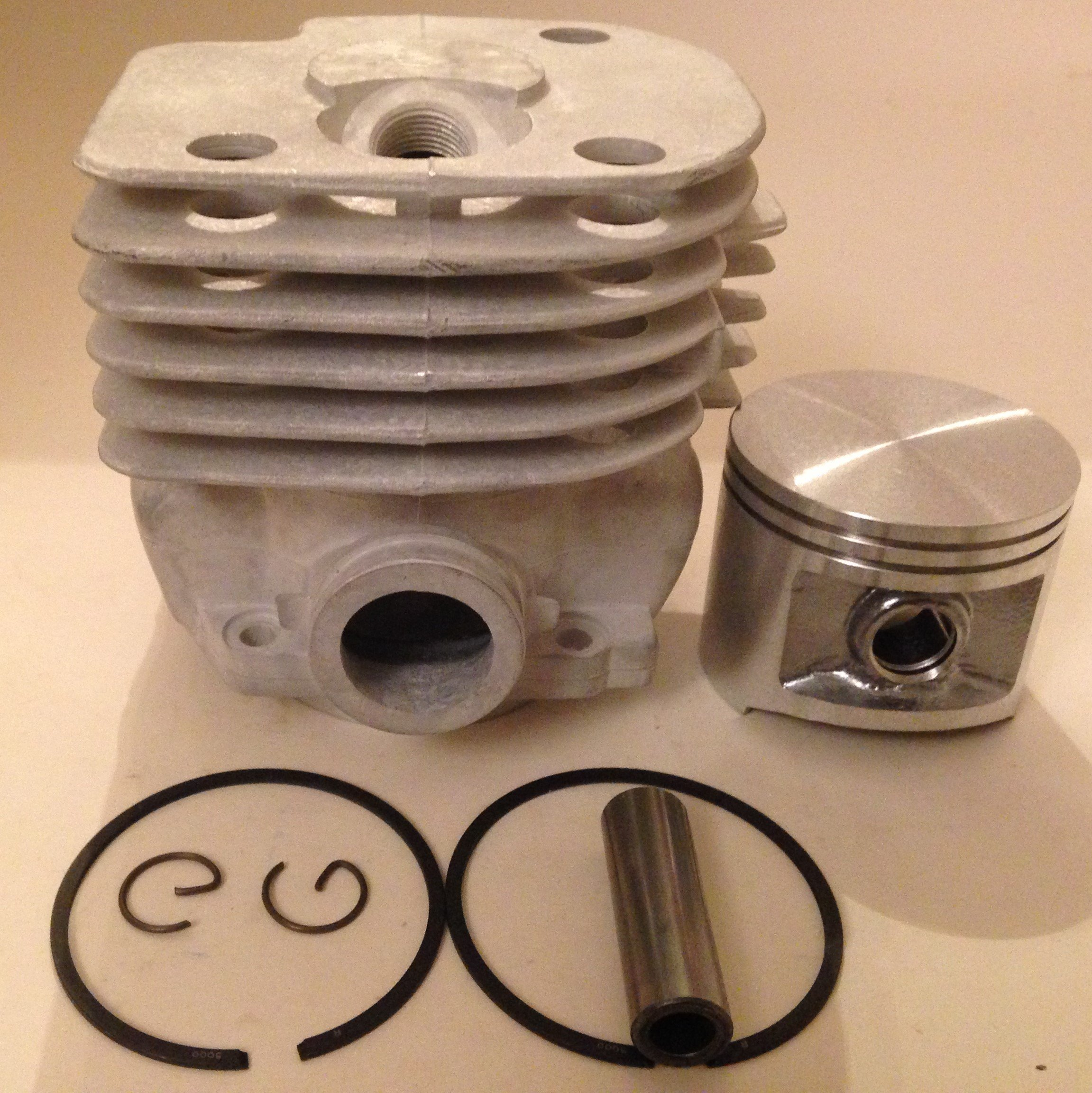 Husqvarna Cylinder and Piston Assembly 50mm, Replaces OEM # 503626672