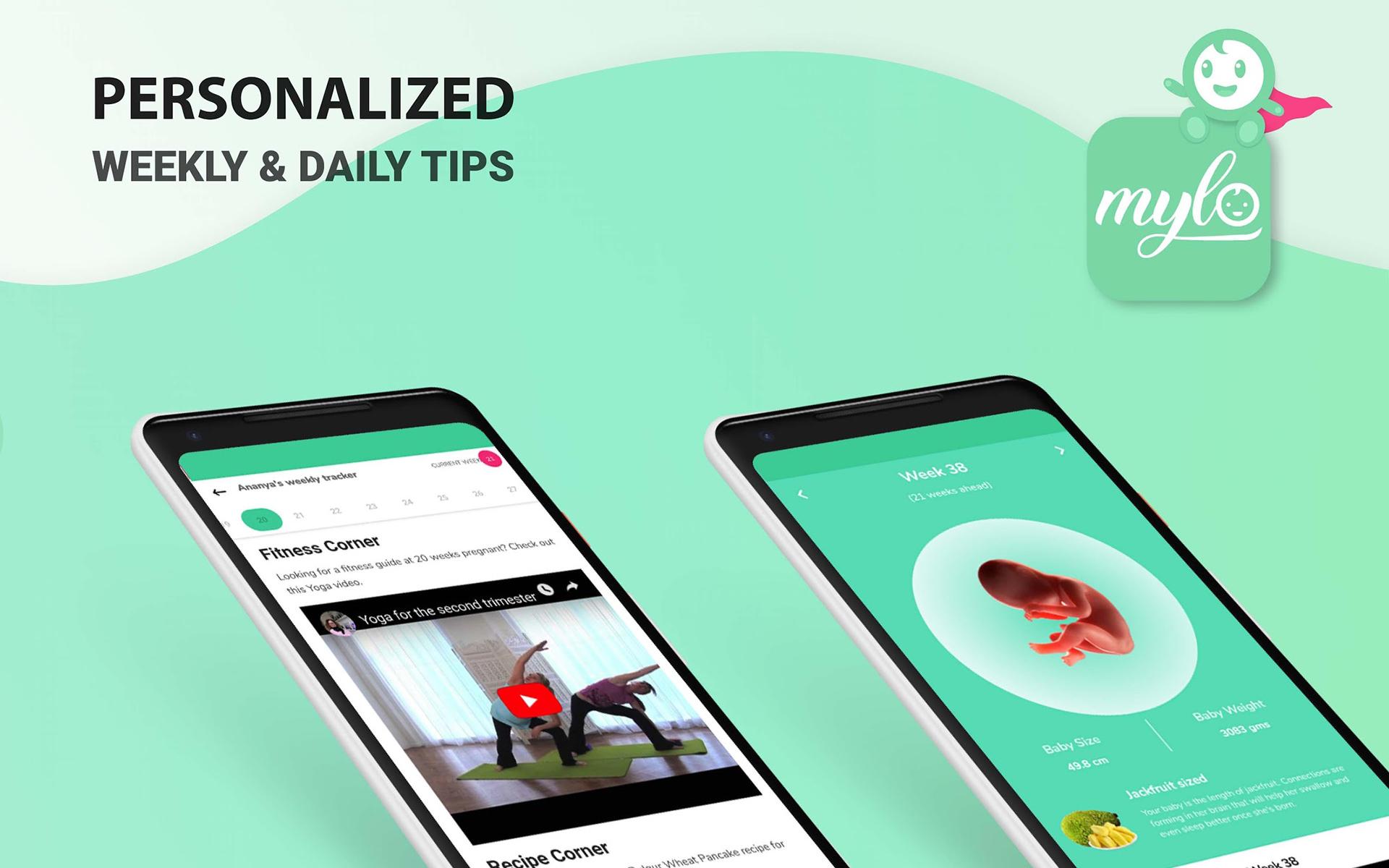 Amazon Com Pregnancy Tracker Baby Tracker Pregnancy Calculator Appstore For Android