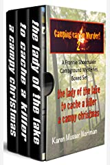 Camping Can Be Murder 2: The Frannie Shoemaker Campground Mysteries Boxed Set 2 Kindle Edition