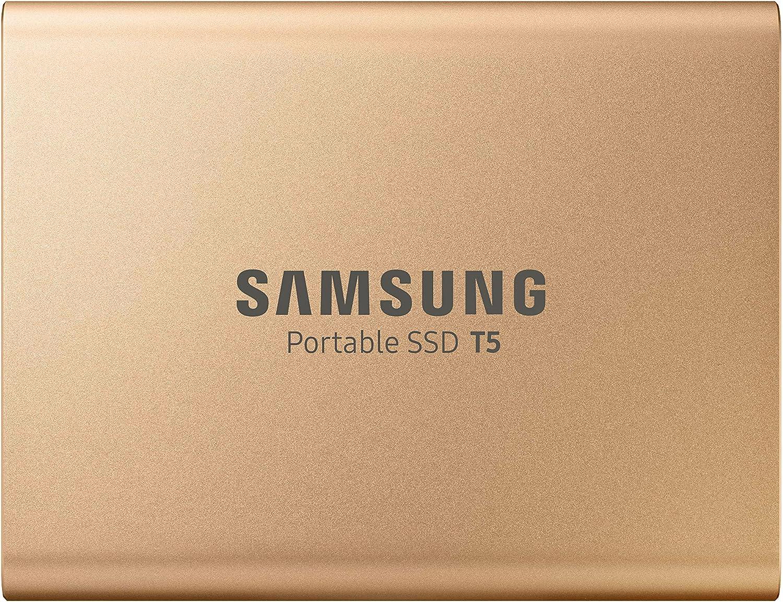 Samsung Portable SSD T5 1 TB USB 3.1 External SSD