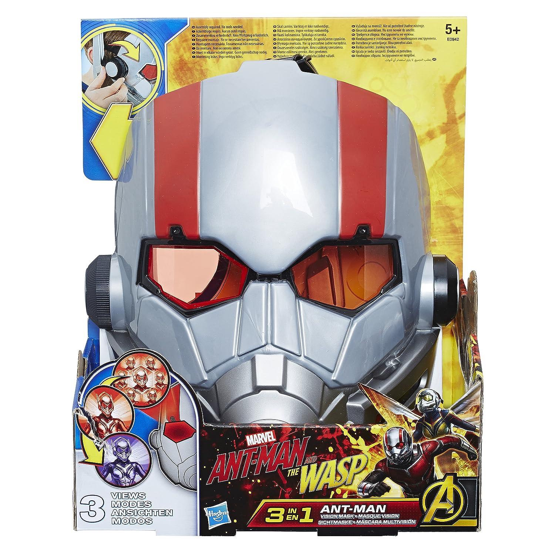 The Avengers AVENGERS E0842EU4 Marvel Wasp - Máscara de visión anti hombre: Amazon.es: Juguetes y juegos