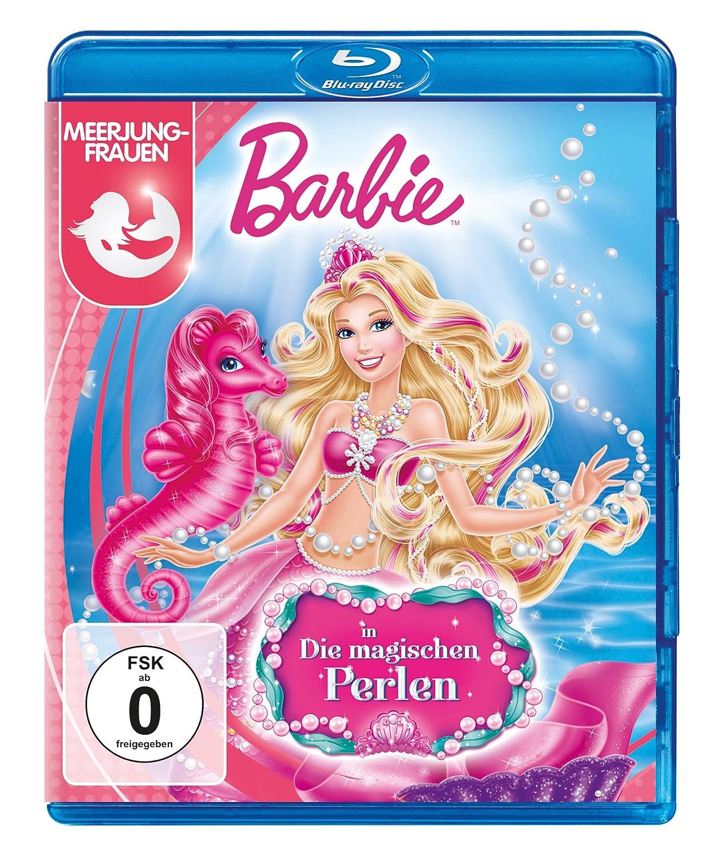 Barbie Die magischen Perlen inkl Digital Ultraviolet Blu ray Amazon Terry Klassen Zeke Norton DVD & Blu ray