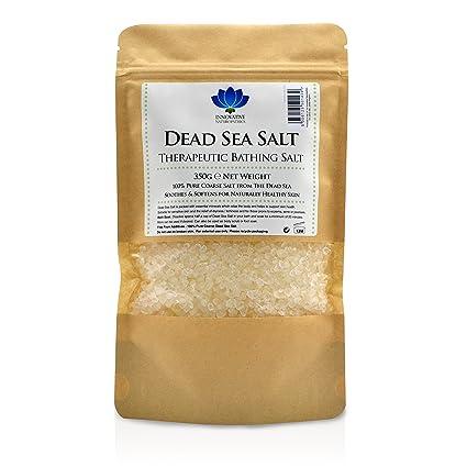 Sal de baño del Mar Muerto, terapéutica, de alta calidad, 350 g