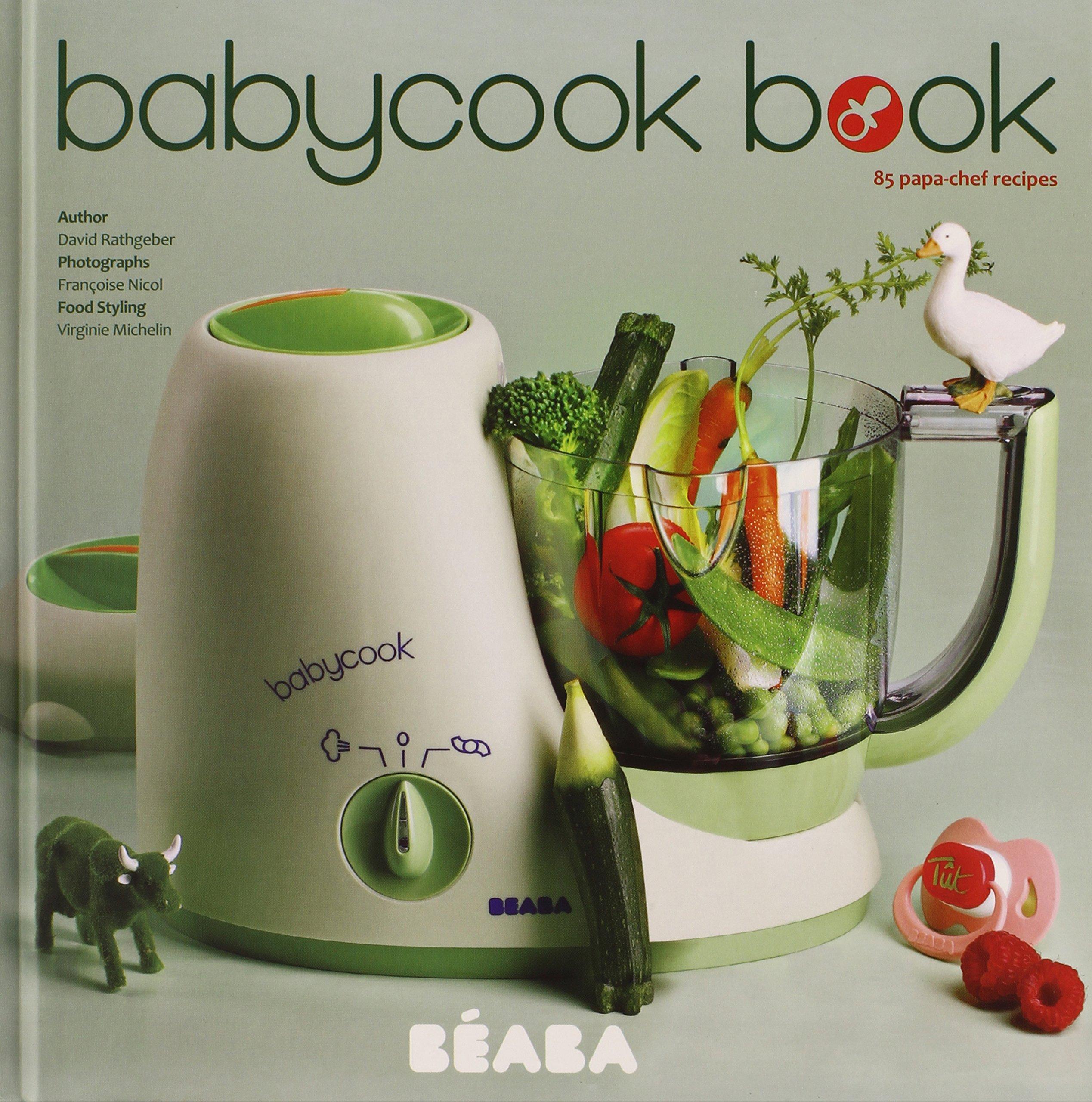 Beaba Babycook Recipe Book - English: Amazon.es: Chef Dad: Libros