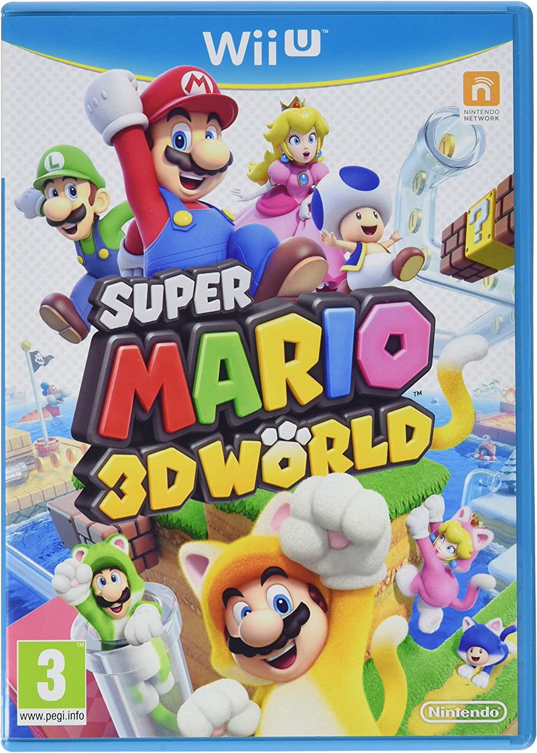 Super Mario 3D World [Importación Inglesa]: Amazon.es: Electrónica